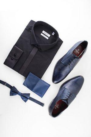 Moški modni dodatki kravata metuljček robček pas