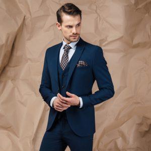 Poslovna moška obleka