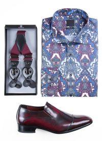 srajca,-naramnice,-čevlji